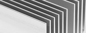 Радиаторные алюминиевые профили