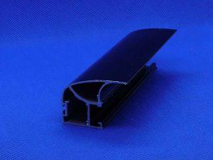 Профиль боковой А107 / D венге G