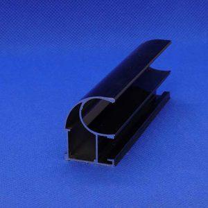 Профиль боковой 114 / D венге G