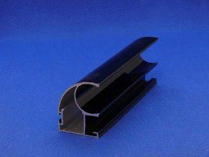 Профиль боковой 119 / D венге G