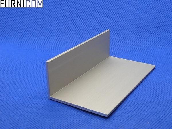 Уголок алюминиевый 40х20х2 / AS