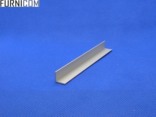 Уголок алюминиевый 10х10х1 / AS