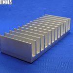Радиаторный алюминиевый профиль 122х26 / б.п.