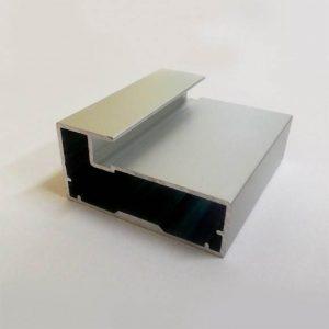 Рамочный алюминиевый профиль для фасадных систем