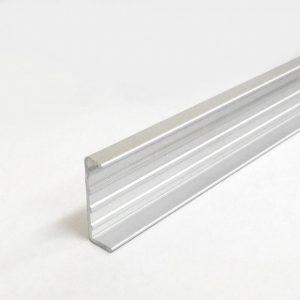 Торцовочный алюминиевый профиль для фасадных систем