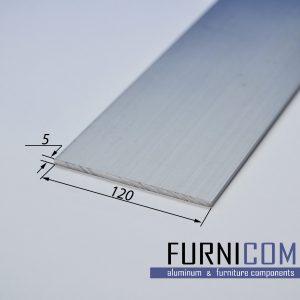 Полоса алюминиевая 120х5 / AS