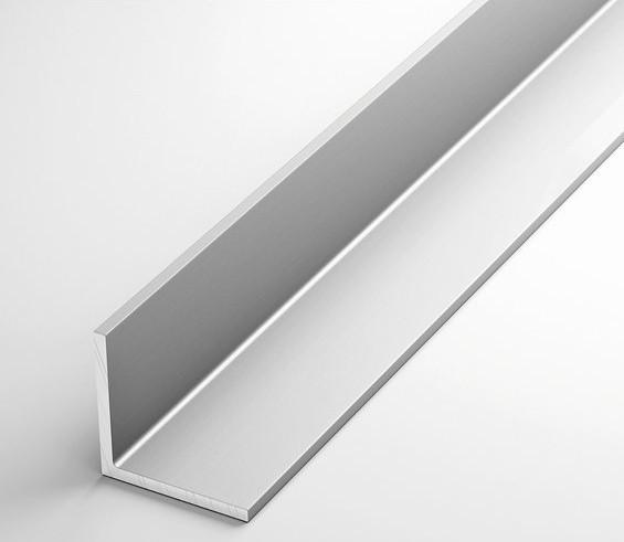 Уголок алюминиевый 50х30х3 / AS