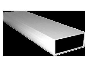 Прямоугольная алюминиевая труба