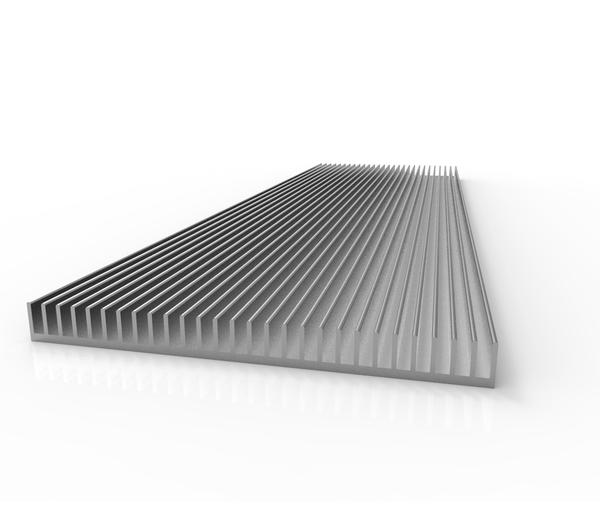 Алюминиевый профиль для радиаторов охлаждения