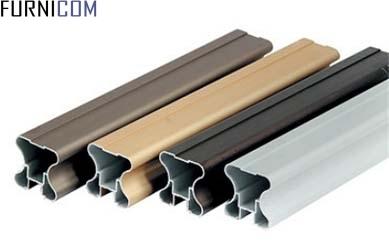 aluminii profil dla shkafa kupe