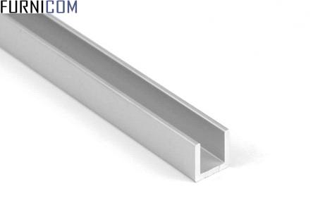П-образный алюминиевый профиль