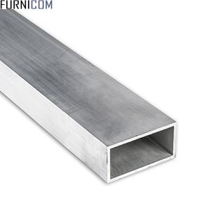 aluminievaja truba kvadratnaj