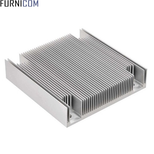 radiator aluminievij