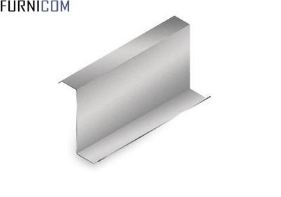z-профиль алюминиевый