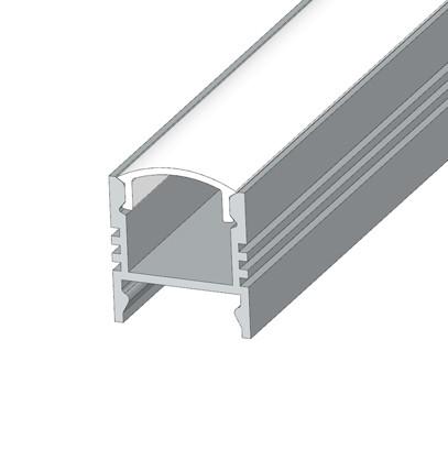 Алюминиевый профиль для ЛЭД