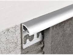 Алюминиевый уголок для плитки