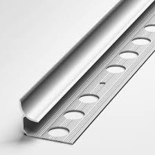 Уголок алюминиевый для плитки