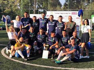 ФК «Фурником» — чемпион Лиги Gold