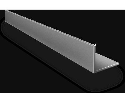 Г-образный алюминиевый профиль