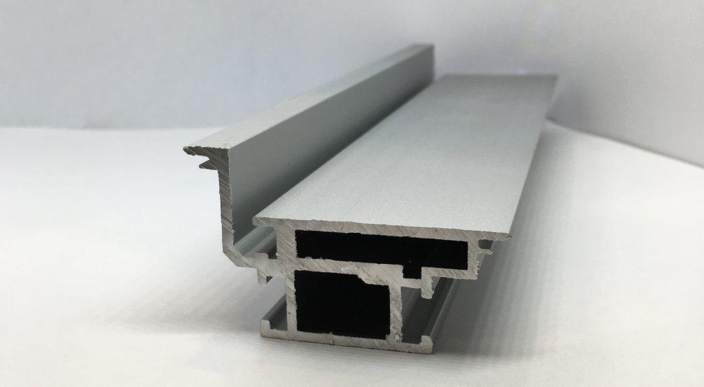 Профиль коробки двери скрытого монтажа универсальный