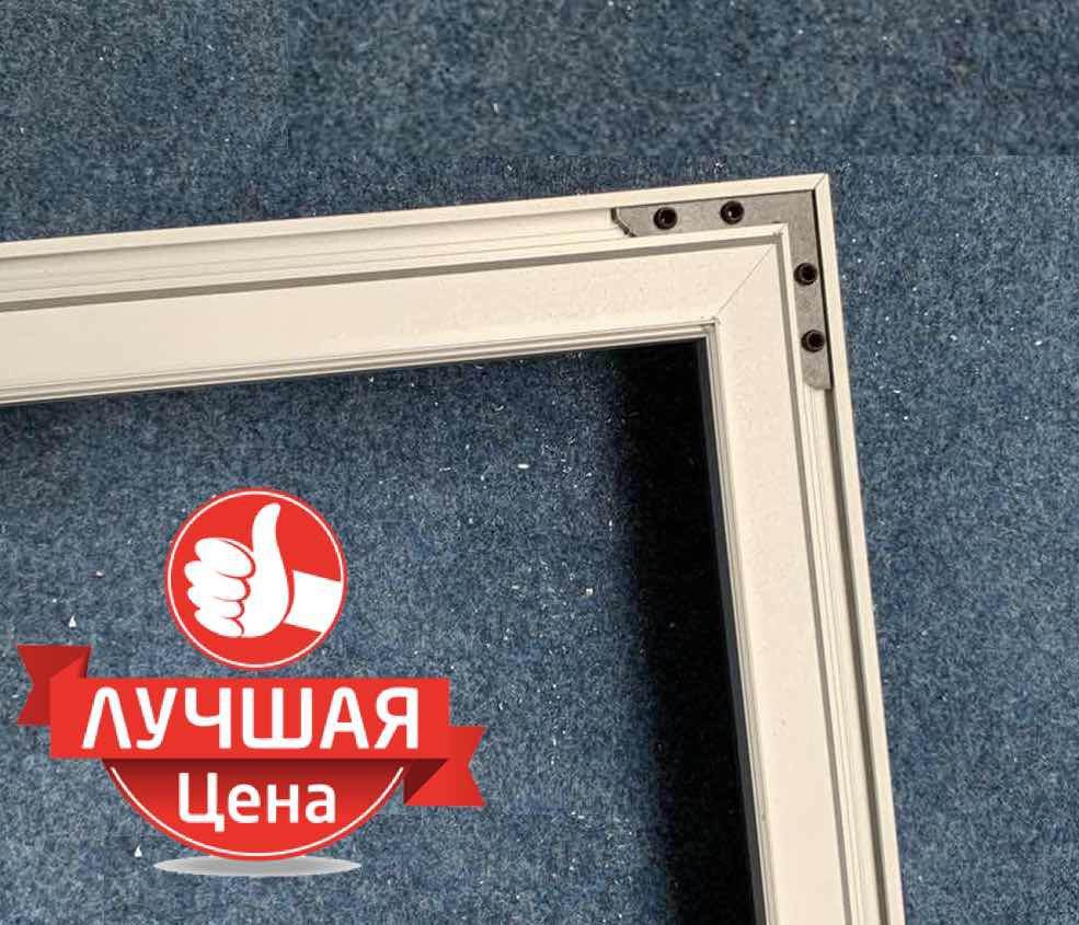 Профиль коробки двери скрытого монтажа
