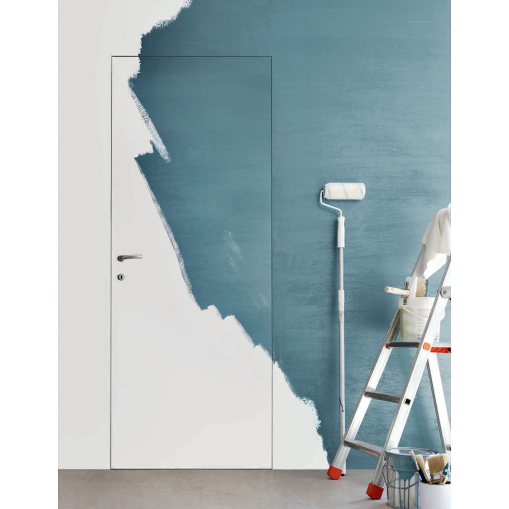 Двери скрытого монтажа под покраску А1 (2100)