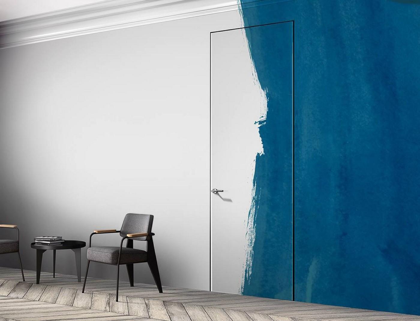 Полотно Двери под покраску 60 * 2100 Грунтованное
