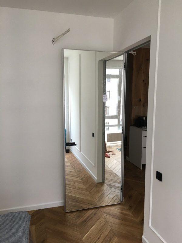 Профиль полотна двери алюминиевый — комплект!