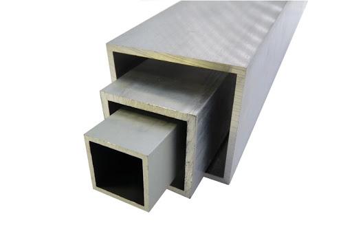 Алюминиевые квадратные трубы