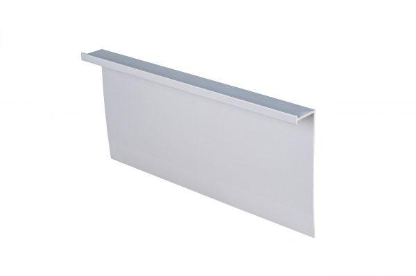 Алюминиевый накладной 100 мм планка / RAL