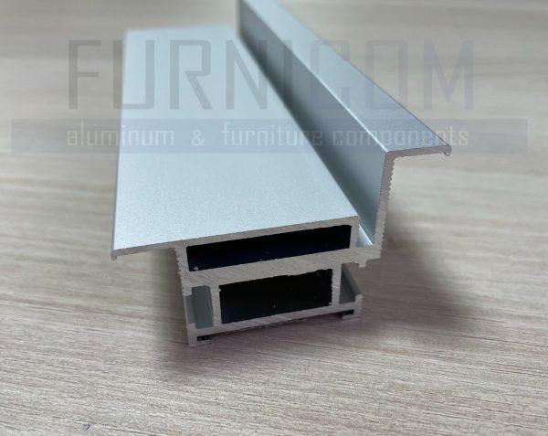 Профиль коробки LUX с анодным покрытием